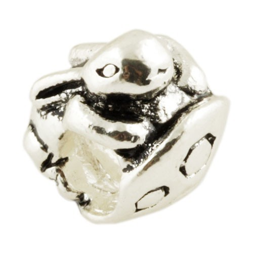 Pandora Beautiful Animals Silver Animal Bead