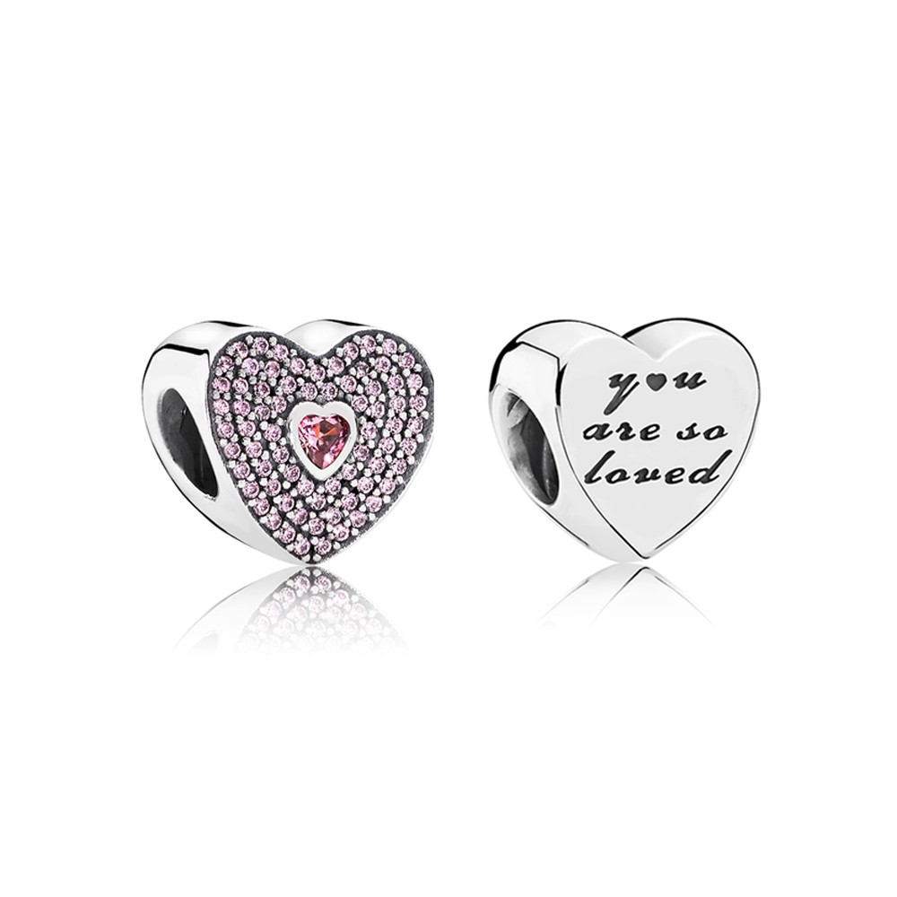 Pandora So Loved Charm Set pandora53-125